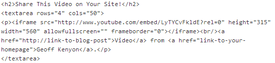 SEO With YouTube