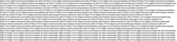 xml sitemap hreflang ex