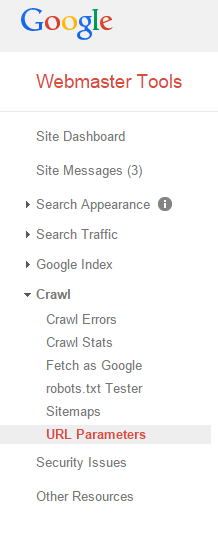 WMT URL Parameters