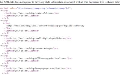 How to Create XML Sitemaps